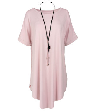 Wannahavesfashion Shirt roze Katja