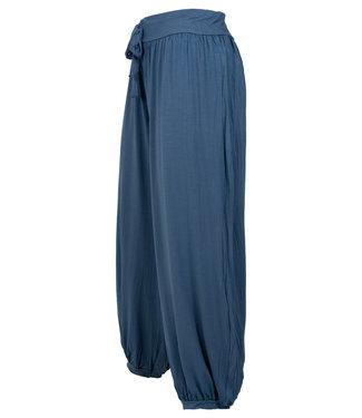 Wannahavesfashion Broek jeansblauw Lynn