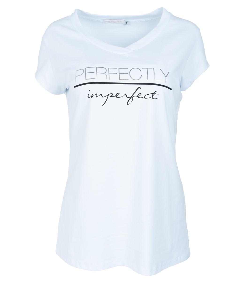Gemma Ricceri Shirt wit/zwart Imke