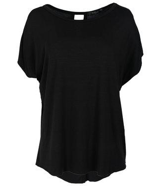Rebelz Collection Shirt zwart Tine