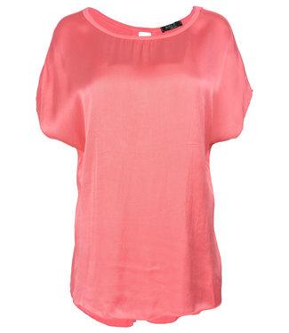 Rebelz Collection Shirt koraal glans Tine