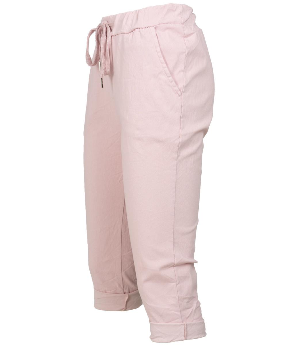 Wannahavesfashion Capri roze Cor