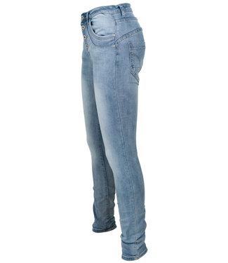 place du Jour Jog jeans licht Katja