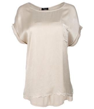 Rebelz Collection Shirt beige Nadia