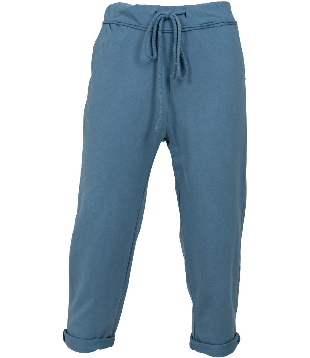 Wannahavesfashion Capri jeansblauw Dunja