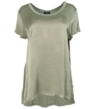 Rebelz Collection Shirt groen Jane