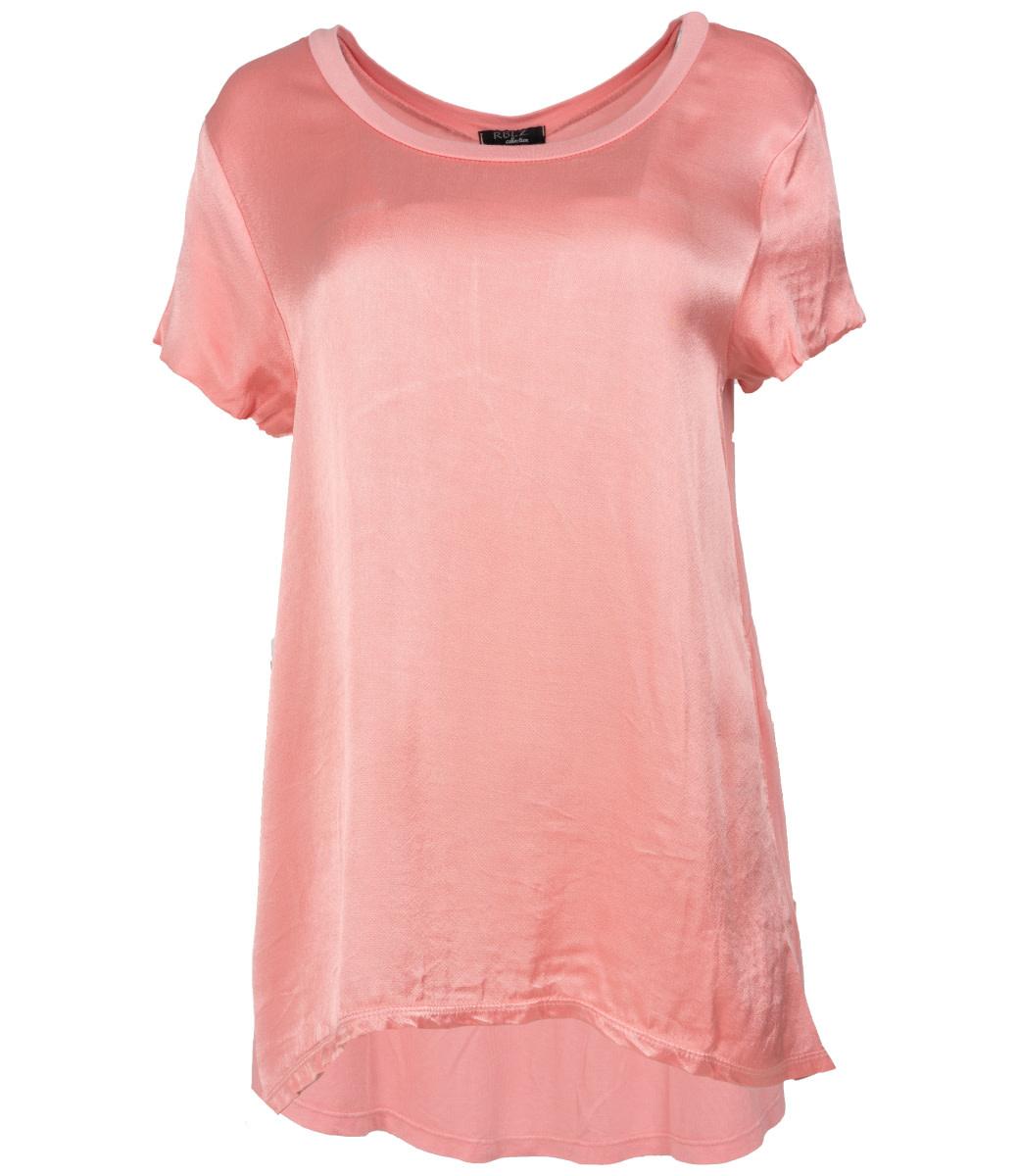 Rebelz Collection Shirt koraal Jane