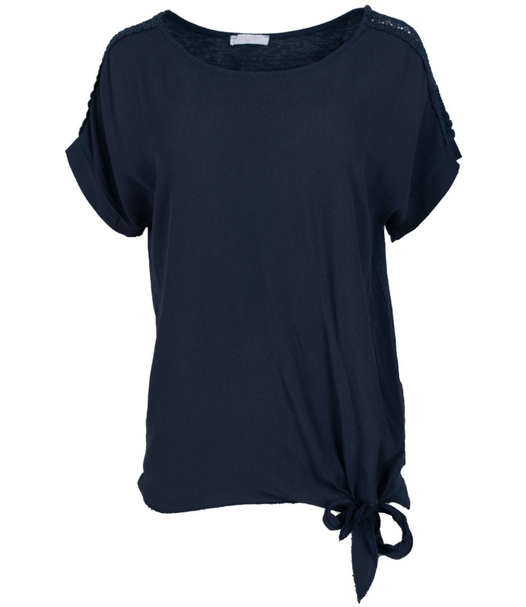 Gemma Ricceri Shirt donkerblauw Madelief