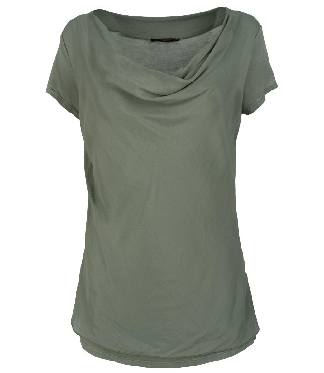 Gemma Ricceri Shirt groen Waterfall Loes