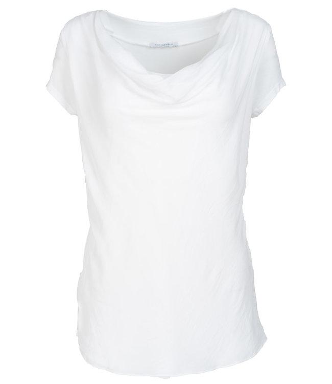 Gemma Ricceri Shirt wit Waterfall Loes