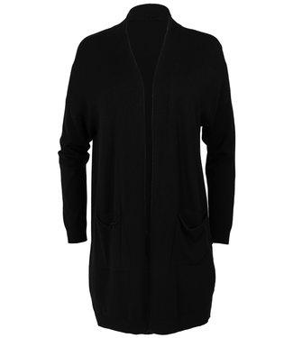 Gemma Ricceri Vest zwart Jessie