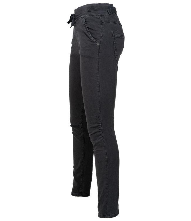 Melly&Co Jog jeans antraciet Mc