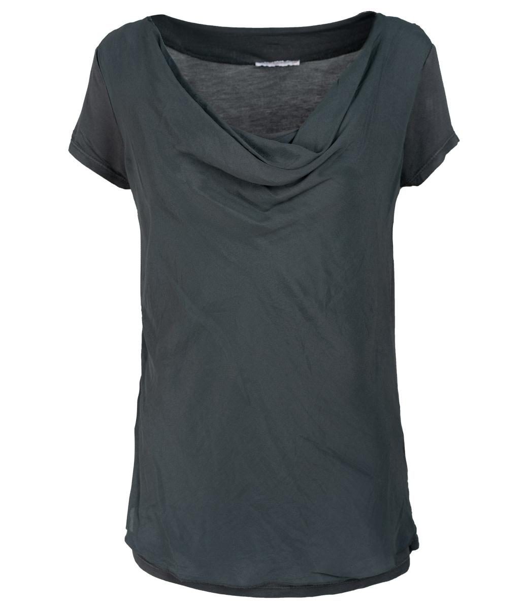 Gemma Ricceri Shirt antraciet Waterfall Loes