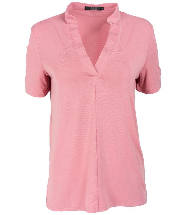 Rebelz Collection Shirt roze Aniek