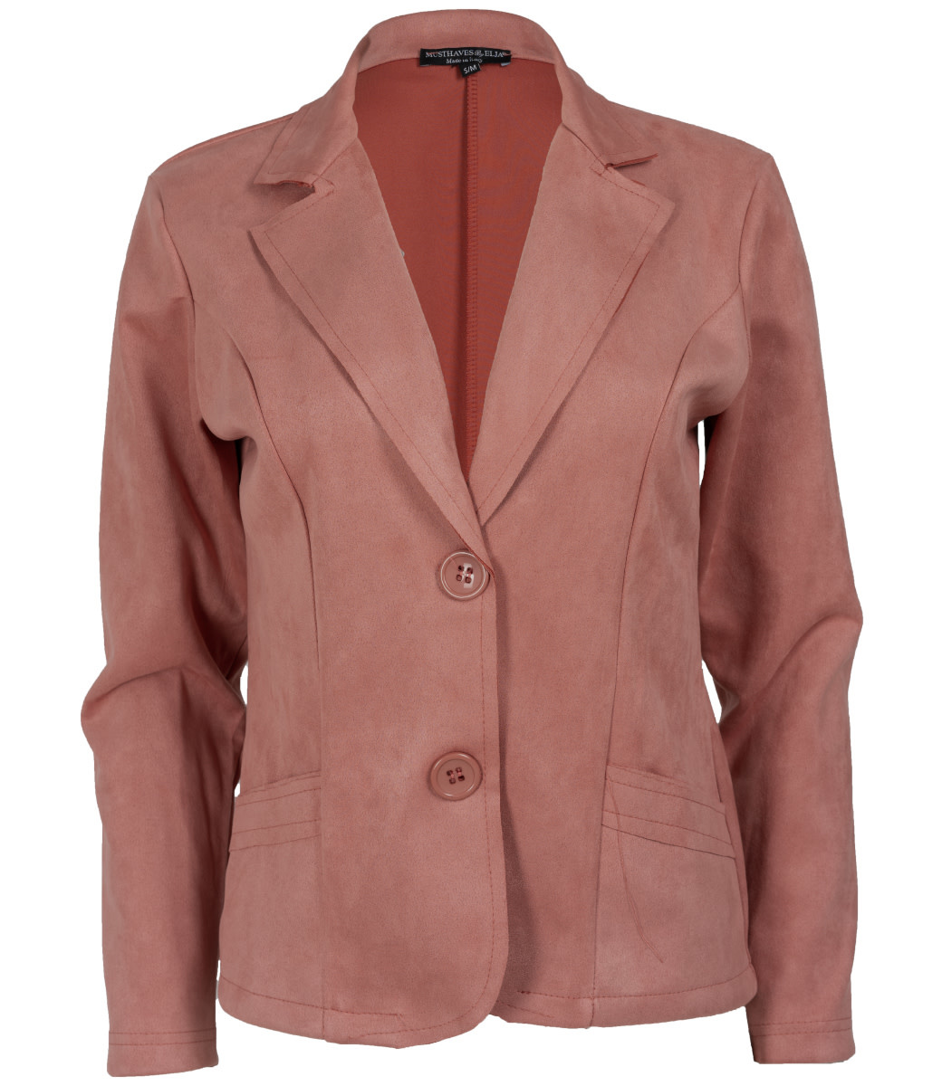 Wannahavesfashion Blazer pepper rosa Renee