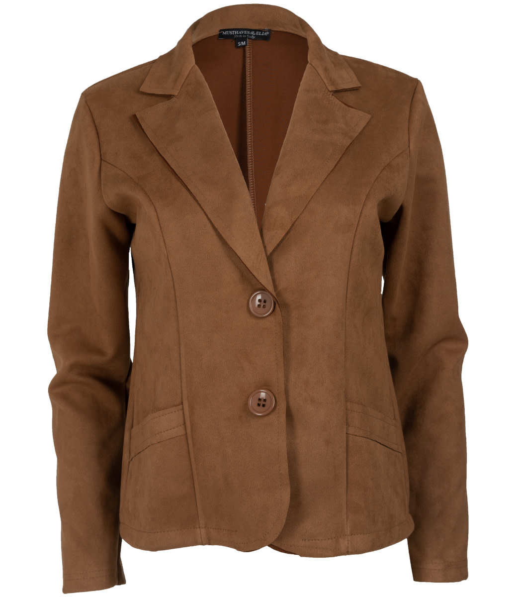 Wannahavesfashion Blazer camel Renee
