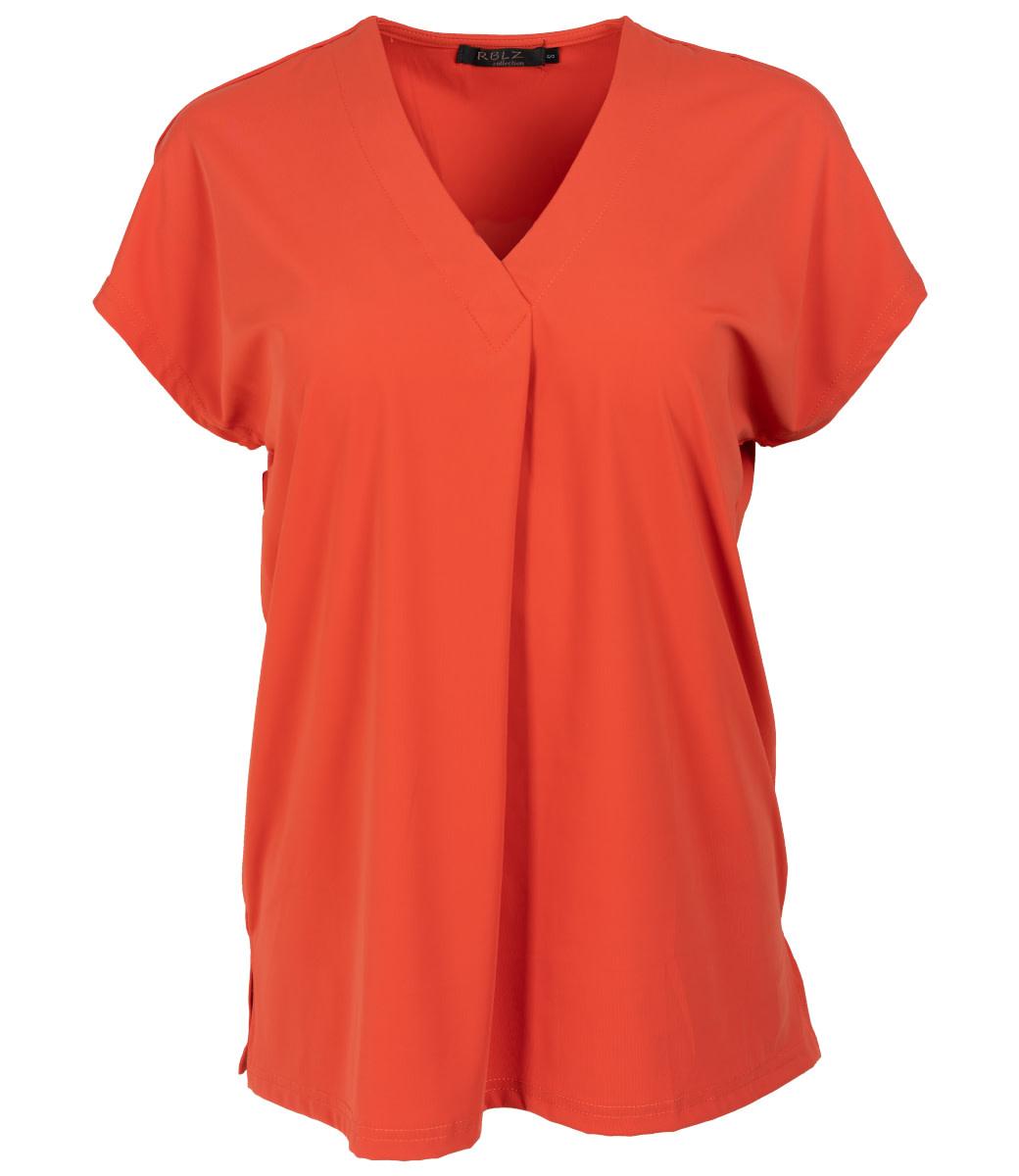 Rebelz Collection Shirt oranje Tess