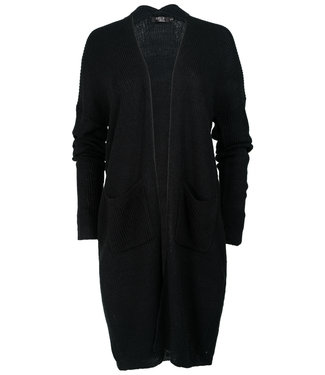 Rebelz Collection Vest zwart Marga