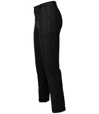 Gemma Ricceri Pantalon leather look snakeprint