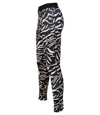 Rebelz Collection Legging zwart/wit Lucy