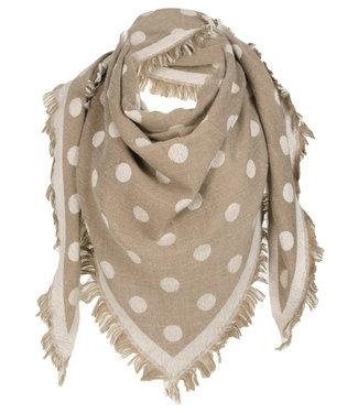 Wannahavesfashion Sjaal beige Puck