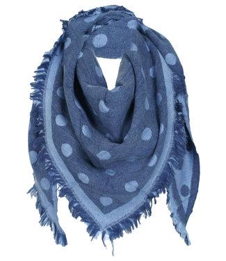 Wannahavesfashion Sjaal blauw Puck