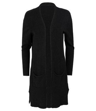 Gemma Ricceri Vest zwart Soof