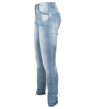 place du Jour Jog jeans Leonie licht