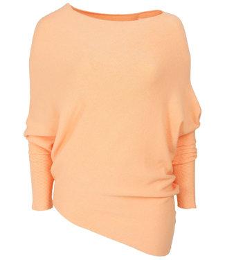 Gemma Ricceri Trui poncho oranje