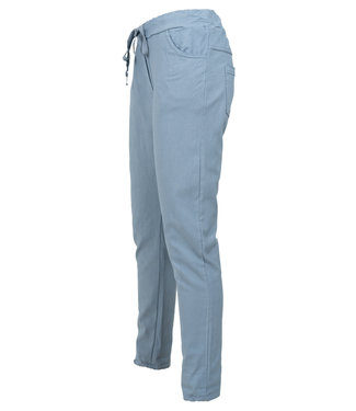 Gemma Ricceri Broek jeansblauw Emy