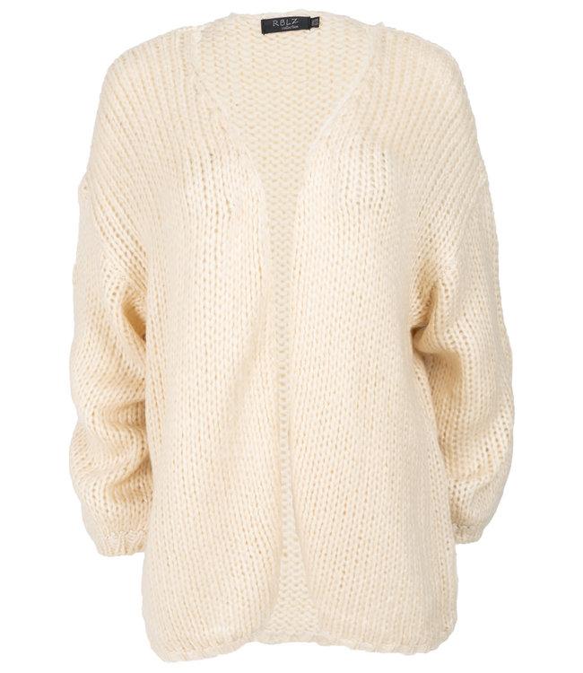 Rebelz Collection Vest beige Shai