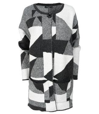 Rebelz Collection Vest zwart Karin