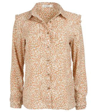 Azzurro Blouse beige stacey