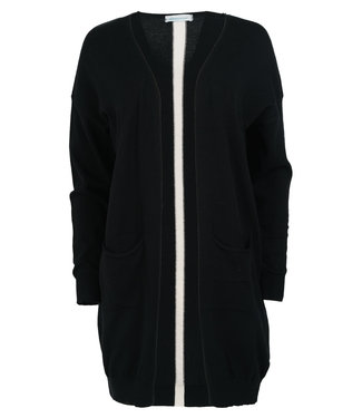 Azzurro Vest zwart Coby