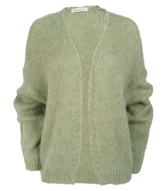 Azzurro Vest groen Ria