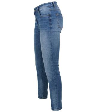 Gemma Ricceri Jeans blauw Keet