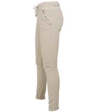 Melly&Co Jog jeans beige MC