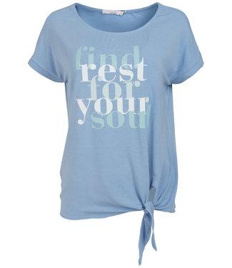 Gemma Ricceri Shirt lichtblauw Jente