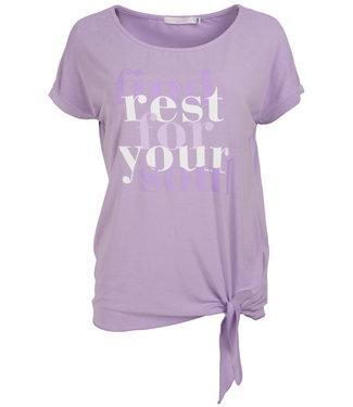 Gemma Ricceri Shirt lila Jente