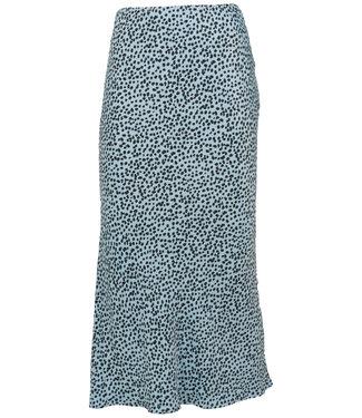 Gemma Ricceri Rok lichtblauw/zwart Mandy