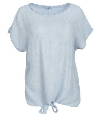 Gemma Ricceri Shirt lichtblauw Kris
