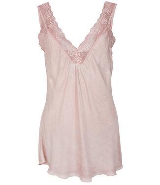 Gemma Ricceri Top roze kant Lea