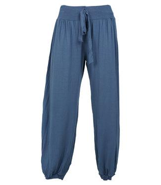Wannahavesfashion Harembroek jeansblauw Eef