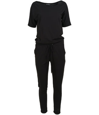 Wannahavesfashion Jumpsuit zwart Holly