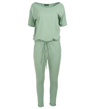 Wannahavesfashion Jumpsuit mintgroen Holly