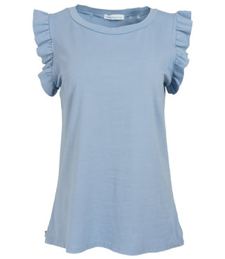 Azzurro Top jeansblauw Marni