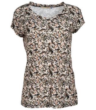 Gemma Ricceri Shirt legergroen Lisan