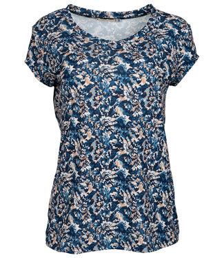 Gemma Ricceri Shirt blauw Lisan