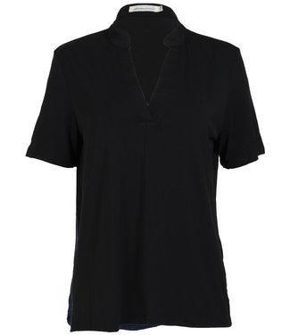 Azzurro Shirt zwart Loeka