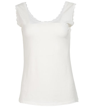 Wannahavesfashion Top off white Estelle